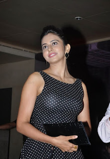 Rakul Preet Singh in beautiful black Short Dress