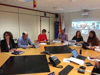 El Pecmar decide medidas ante hundimiento de garraba en Gran Tarajal, Fuerteventura