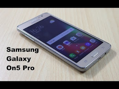 Samsung Galaxy On5 Pro usb driver