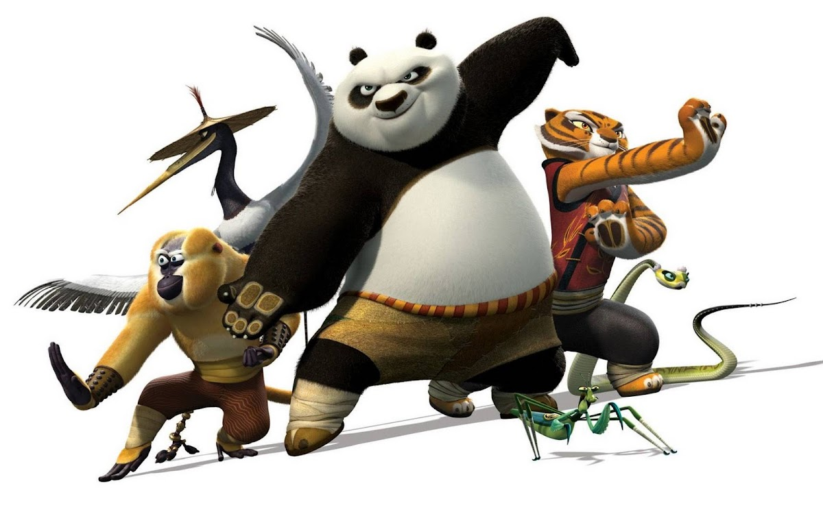 kung fu panda 2 wallpapers