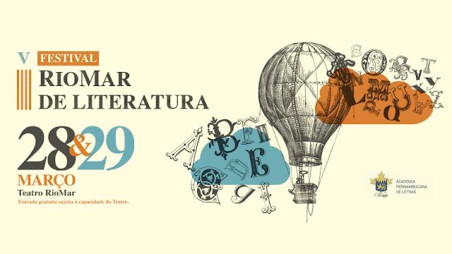 #FestivalRioMardeLiteratura
