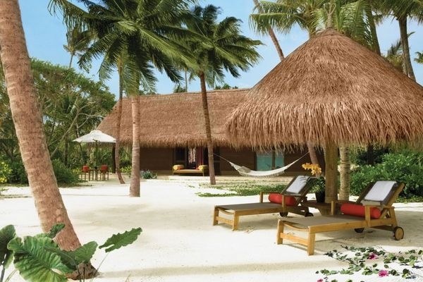 5 Star Reethi Rah Resort in Maldives by One&Only