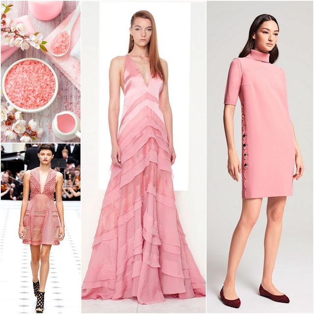 розовый кварц цвет 2016