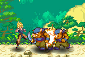 """7 viên ngọc rồng """"Dragon Ball"""" là một game có chiêu thức rất độc đáo. Tiếp  nối những phiên bản trước đó, game hành động đánh nhau sẽ có thêm 2 nhân ..."""