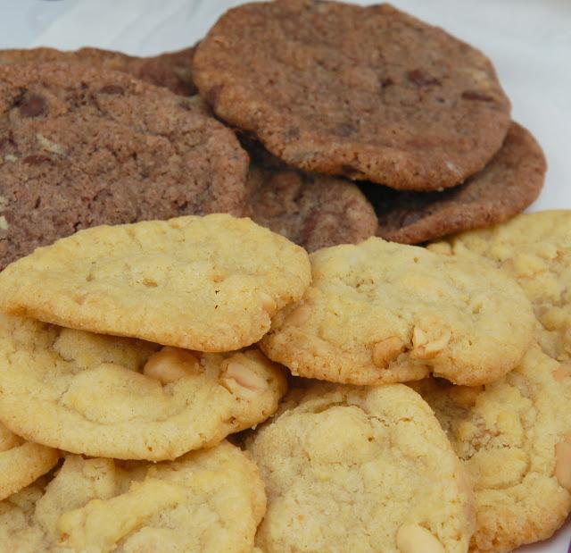 erdnussbutter cookies subway rezept