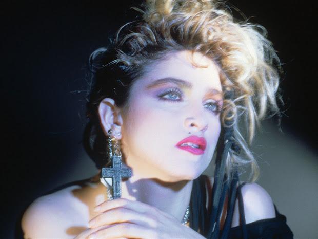 Madonna 80s Makeup Look