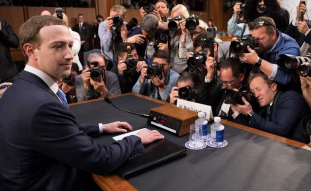 'Um, uh, no': Zuckerberg not keen to reveal own personal info