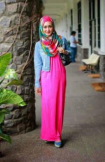 Baju Muslim Dian Pelangi Edisi Lebaran 2016