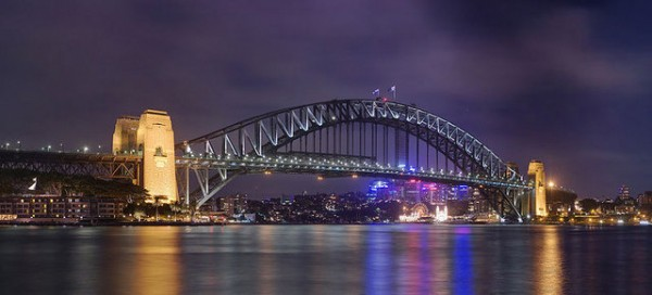 Sydney Harbour Bridge, Sydney, Australia by JJ Harrison