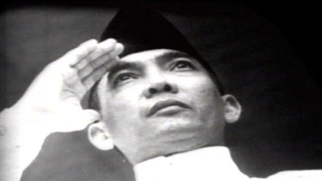 Biografi Soekarno, Presiden Indonesia Pertama