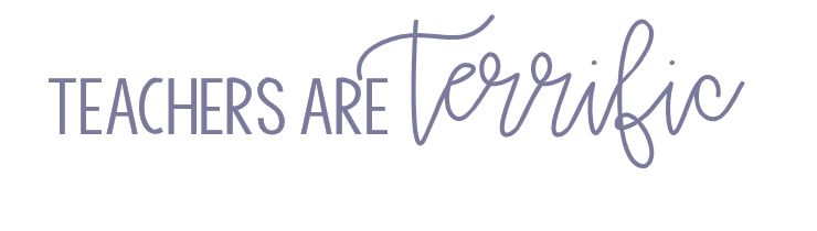Teachers Are Terrific! A STEM Blog