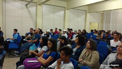 ETEC DE REGISTRO-SP, realiza palestra sobre Direitos Básicos do Consumidor