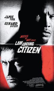 Law Abiding Citizen Poster