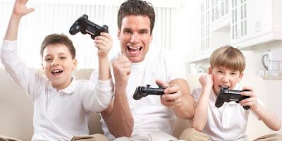 Jangan Disepelekan, Ternyata Main Game Ada Manfaatnya Bagi Anak