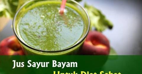 5 Resep Jus Sayuran Untuk Diet Sehat