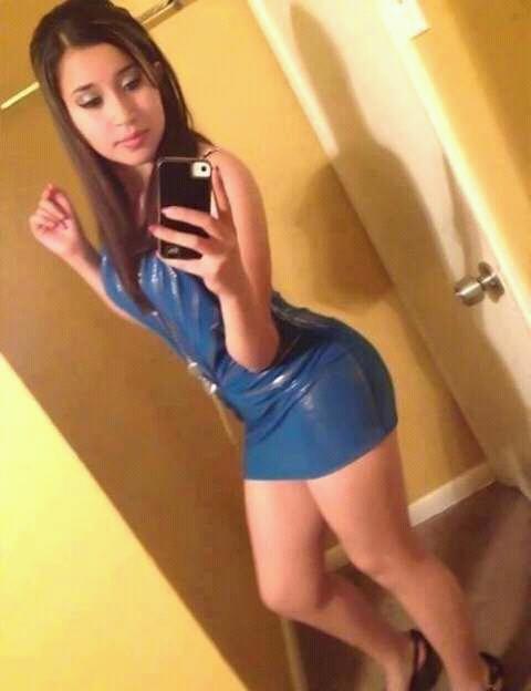 Chicas en mini vestidos facebook