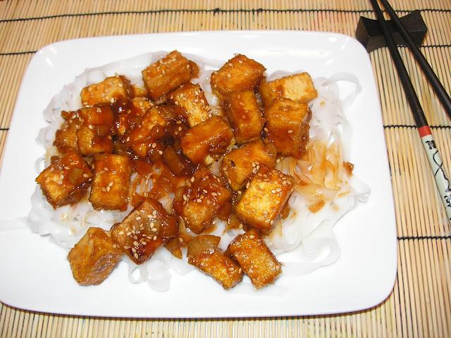 tofu Général Tao Cuisine de Jean-Philippe Cyr