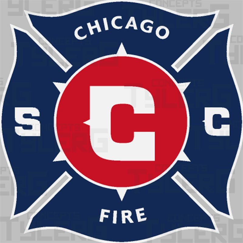 Better Than The Actual New One? 10+ Chicago Fire Logo