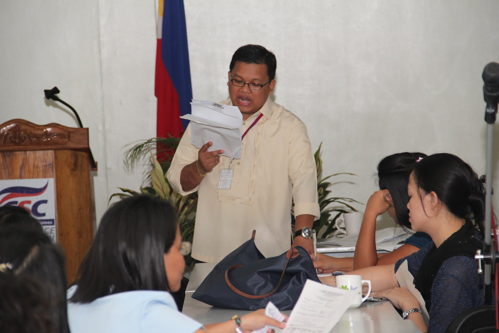 .: CSC-Caraga conducts Orientation on the Revised SALN ...