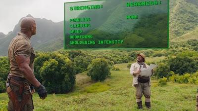 Jumanji Film HD Wallpaper