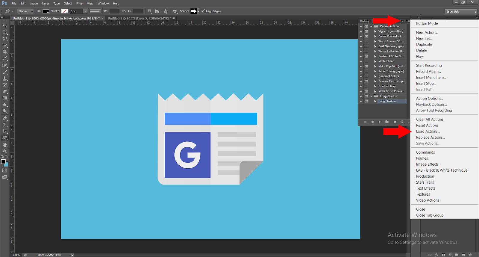 Cara Membuat Thumbnail / Gambar Postingan Keren