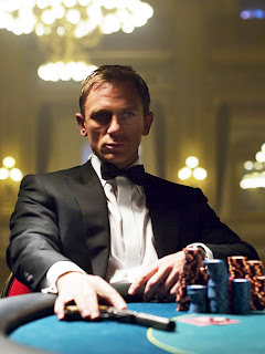 Daniel Craig James Bond Casino Royale