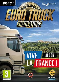 ETS2 Euro Truck Simulator 2 v1.26  (PC) | breakdownonfire
