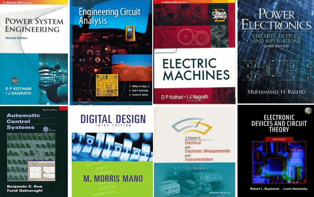 Free Electrical Engineering Book In Pdf Format