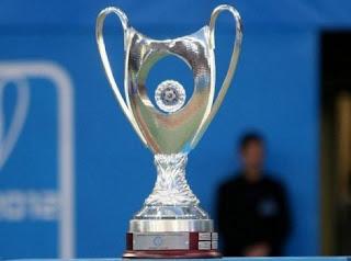Η κλήρωση του κυπέλλου Ελλάδος για την προημιτελική φάση.