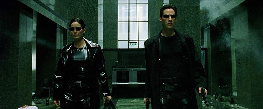 Matrix hd torrent