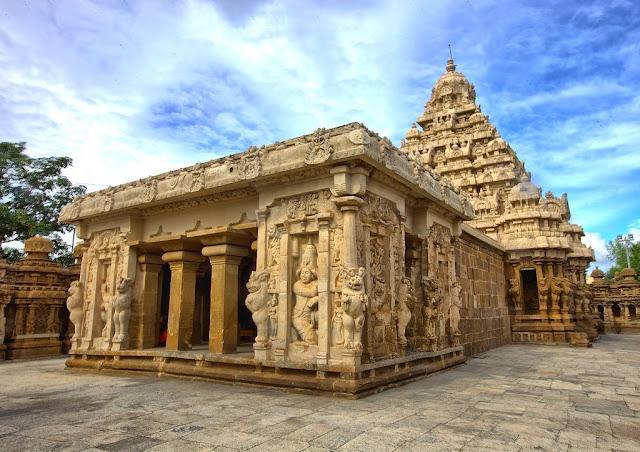Đền Kanchi Kailasanathar