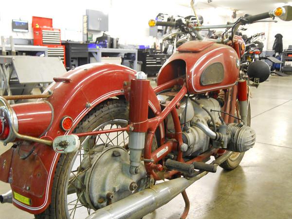 foto motor bmw jadul klasik    motogila