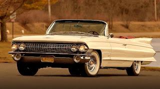 1961 Cadillac DeVille Convertible Front Left