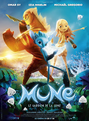 Mune: Guardian of the Moon Poster