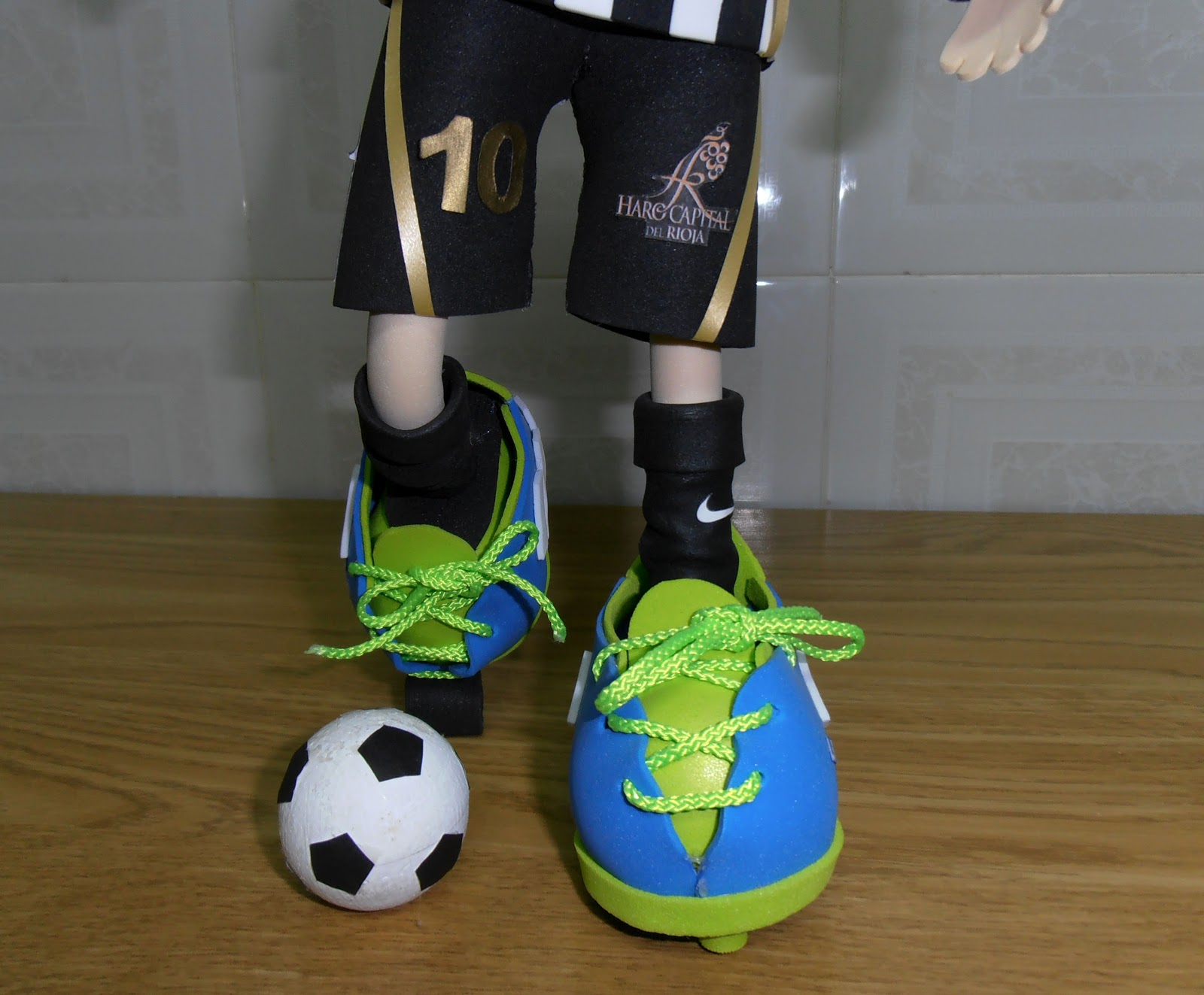 botas de futbol fofuchas patrones . b6ff07f4ff663