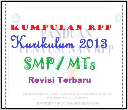 Rpp Pjok Smp Kurikulum 2013 Kelas 7 8 9 Update 2017 Download Administrasi Sekolah