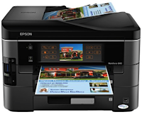 Epson workforce 840 Driver Download