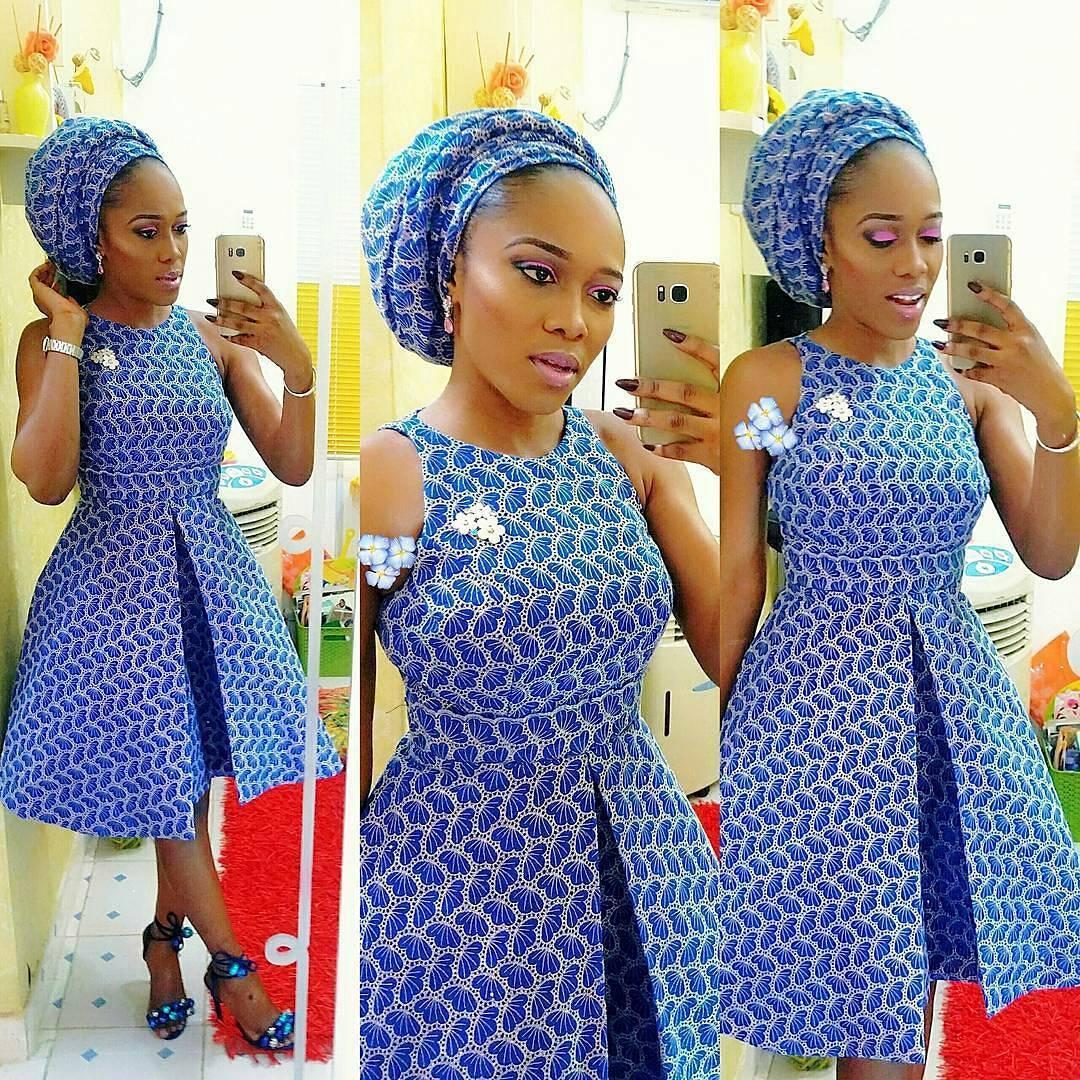 Latest Fashion In Gown Short Stylish Ankara Dresses Latest Ankara Styles 2018 African