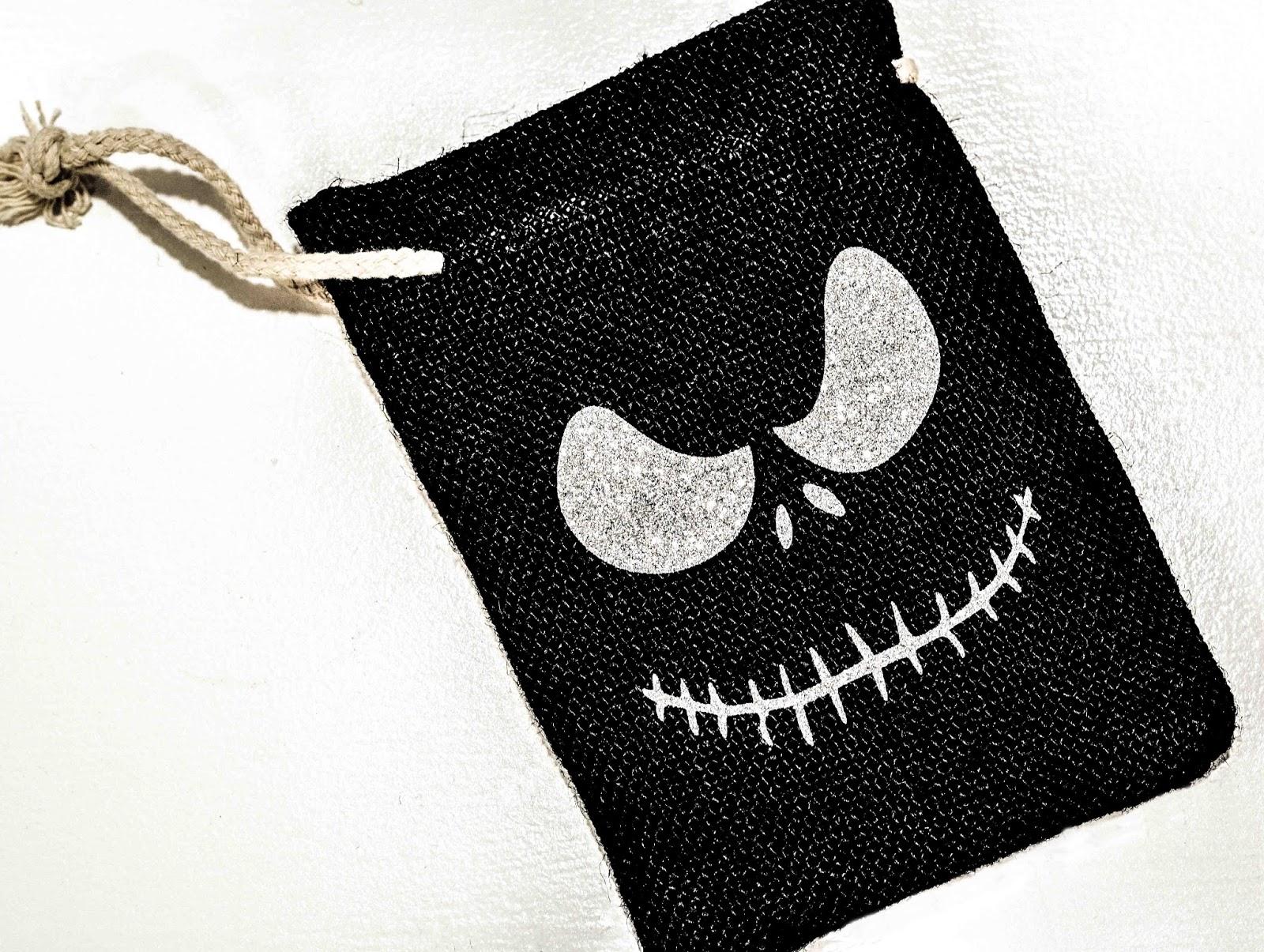 Jack Skellington Treat Bag