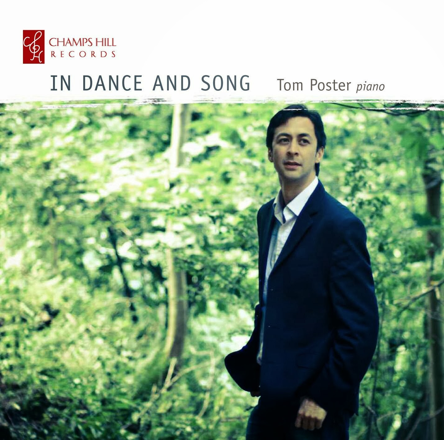 Tom Poster: In Dance and Song: CHRCD075