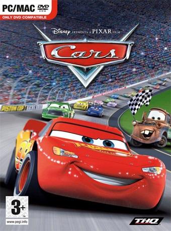 Cars 1 El Videojuego