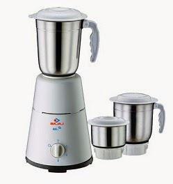 Bajaj GX1 Mixer Grinder 3 Jar worth Rs.3595 for Rs.1749 @ Flipkart