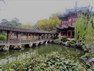jardines yuyuan