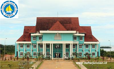 Daftar Fakultas dan Program Studi UMRAH Universitas Maritim Raja Ali Haji