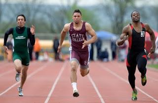 cara membentuk otot kaki dengan gerakan sprint