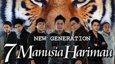Sinopsis 7 Manusia Harimau: New Generation Episode 1-Tamat