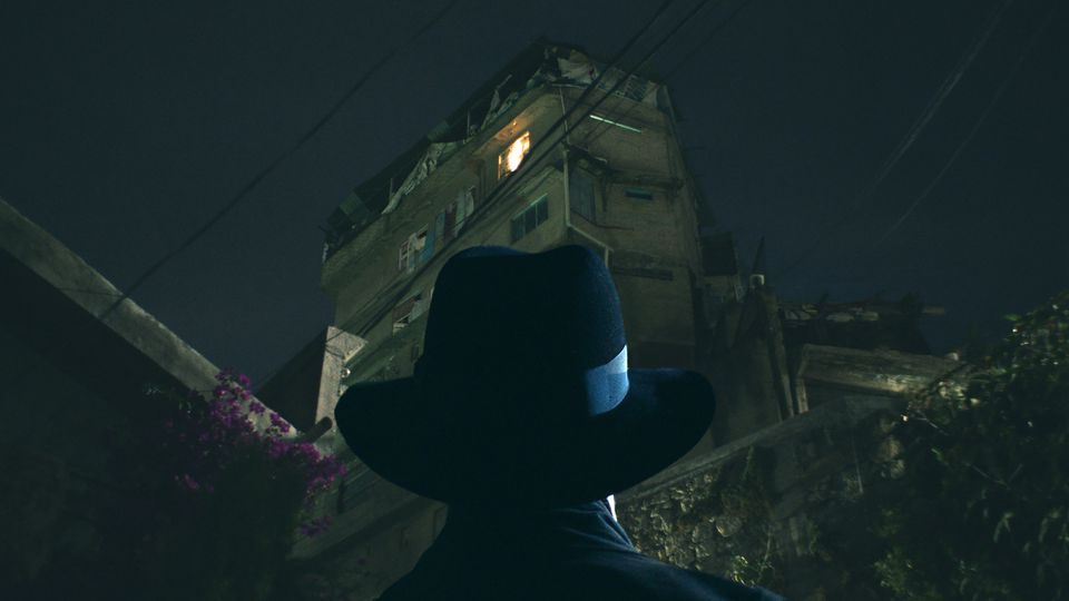 Imagen promocional de 'The Exorcist'