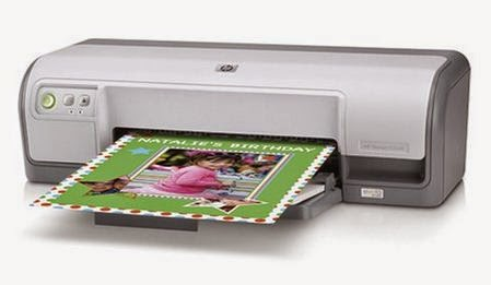 HP Deskjet D2530 Driver Download Free