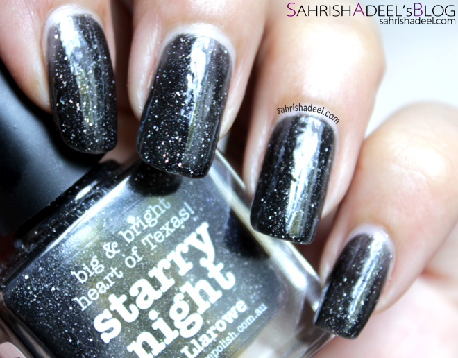 Starry Night by piCture pOlish - Review & Swatch