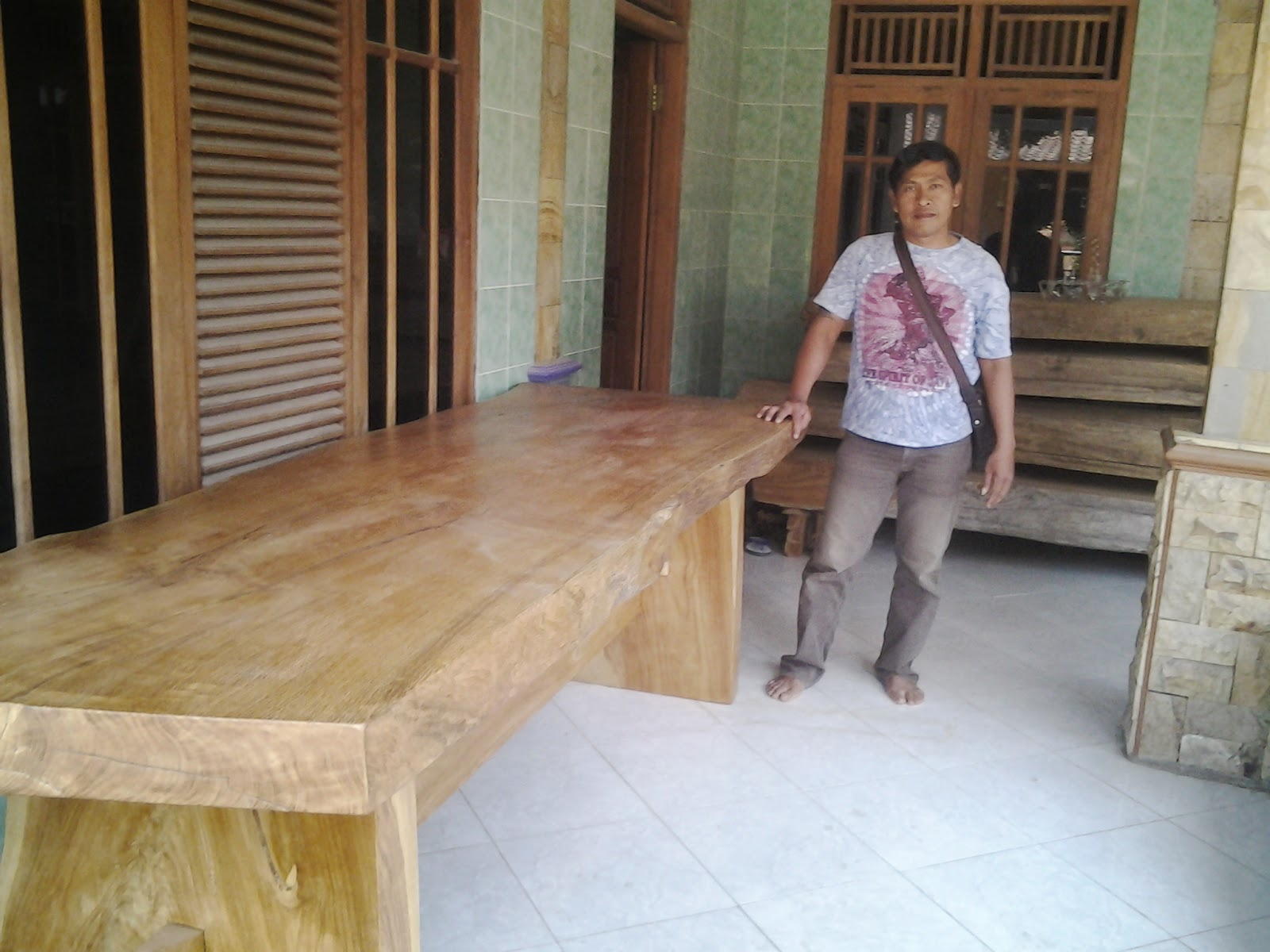 HARGA KAYU JATI BULAN FEBRUARI 2015 Galery Jati Wijaya